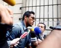 Após cabeçada em Thiago Motta, Brandão é suspenso por seis meses