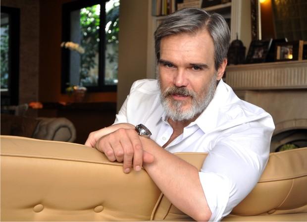Dalton Vigh (Foto: Jo Capusso / Revista MENSCH / Divulgação)
