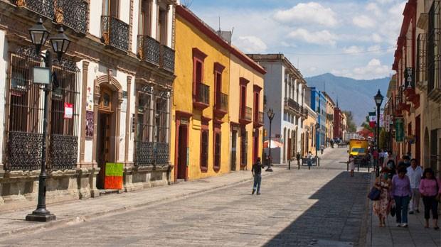 Oaxaca (Foto: Divulgao)