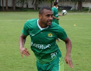 Zagueiro Diego Macedo do Cuiabá (Foto: Assessoria/Cuiabá Esporte Clube)