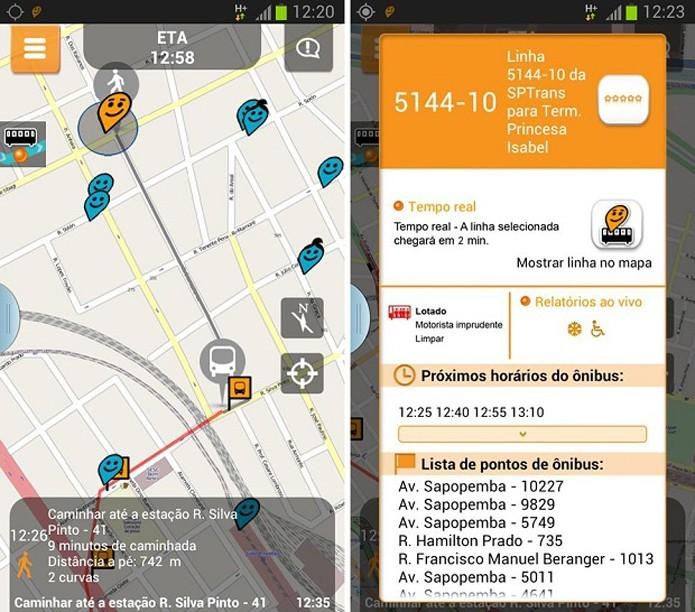 Aplicativo Moovit (Foto: Divulgação/Google Play)