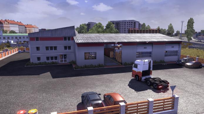 Compre mais vagas na garagem para comprar novos caminhões (Foto: Divulgação)