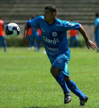 Marcelo Cordeiro, lateral do São Bento (Foto: Jesus Vicente/ EC São Bento)