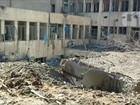 Vídeo do Estado Islâmico mostra hospital destruído em ataque na Síria