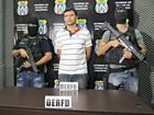 'Crime não compensa', diz empresário suspeito de assalto a banco no AM
