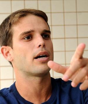 Entrevista Nélio, Ex-Flamengo (Foto: André Durão/Globoesporte.com)