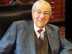 Arnaldo Süssekind (Foto: Divulgação/TRT-RJ)