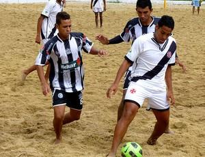 beach soccer vasco e asa (Foto: Divulgação)