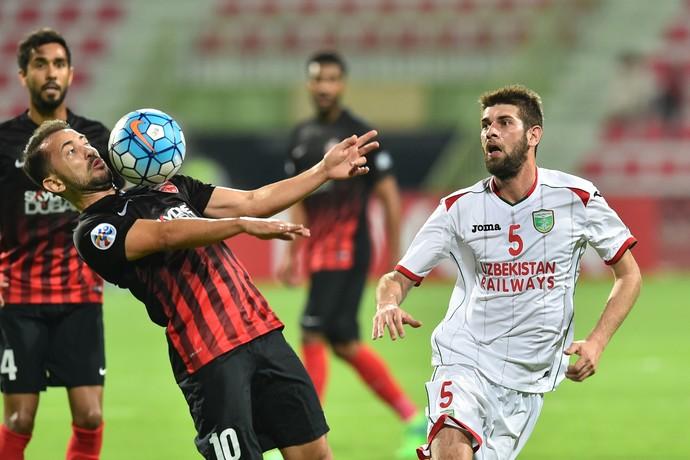 Everton Ribeiro Al Ahli Liga dos Campeões da Ásia (Foto: AFP)