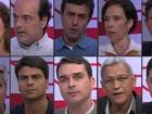 Entrevistas com candidatos à Prefeitura do Rio; assista