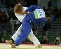 Maria Suelen não passa pela campeã asiática e cai logo na luta de estreia