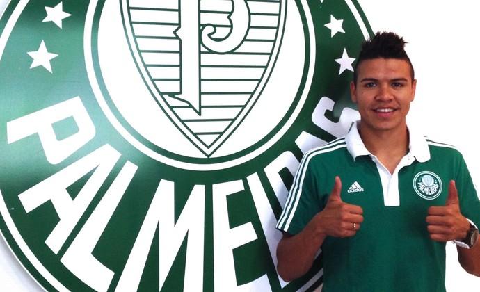Marquinhos Gabriel Palmeiras (Foto: Divulgação)