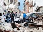 Estudante brasileira relata momentos de tensão com terremoto na Itália