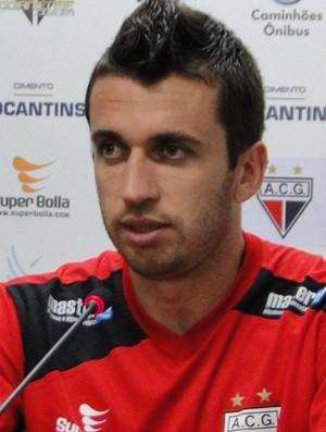 Elias, meia do Atlético-GO (Foto: Divulgação/Atlético-GO)