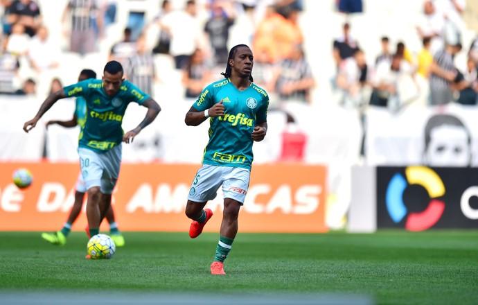 Arouca Corinthians x Palmeiras (Foto: Marcos Ribolli)