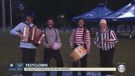 Começa o festival internacional circense Fest Clown
