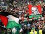Polícia israelense promete apreender bandeiras da Palestina na Champions