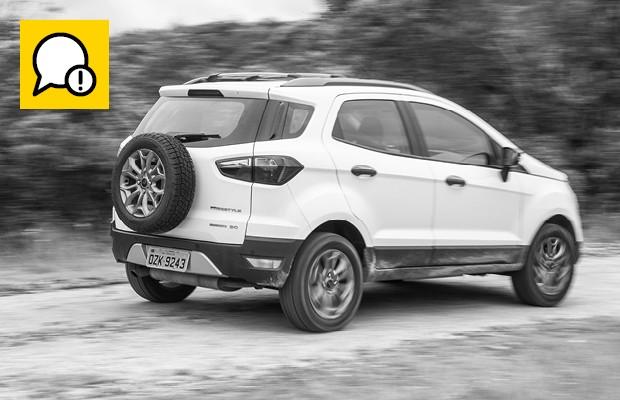 Reclame Aqui: Ford EcoSport (Foto: Autoesporte)