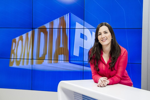 Patrícia Rocha (Foto: Marcus Mendes/Jornal da Paraíba)