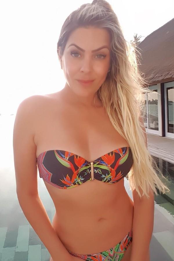 Renata Fan em foto no Instagram (Foto: reprodução/Instagram)