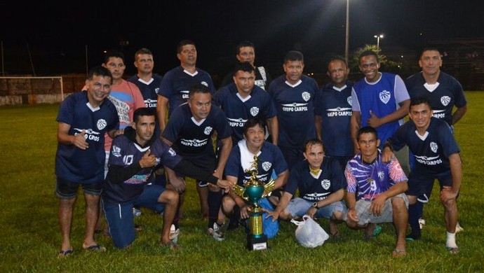 São francisco esporte Clube (Foto: Breno Pimentel)