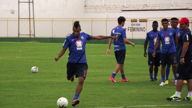 bahia treino (Foto: Jayme Brandão/ Ec Bahia/ Divulgação)