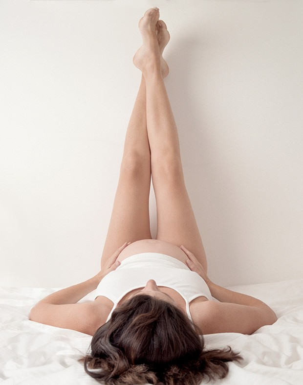 dores nas pernas gravidez