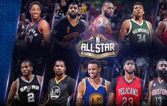 Westbrook fica fora, e LeBron e Durant puxam lista de titulares do All-Star