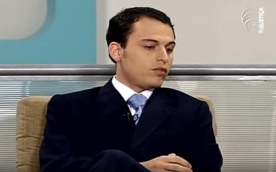 Advogado Tiago Cedraz (Foto: Reprodução)