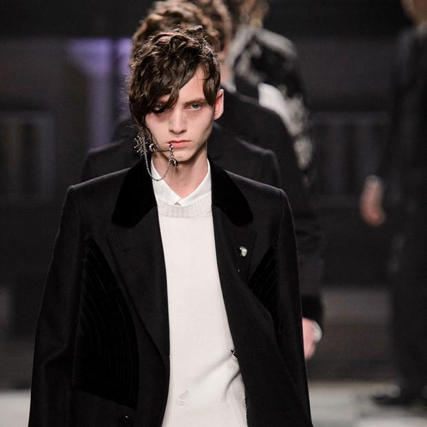 e25bdc5ac A alfaiataria bem executada foi destaque no terceiro dia da Semana de Moda  de Londres (