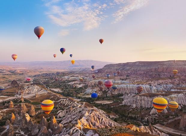 2-cappadocia-lugares-incriveis (Foto: Thinkstock)