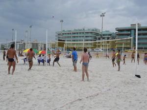 Programação é gratuita nas praias (Foto: Leonardo Bileo / Divulgação)
