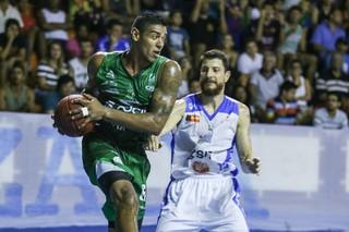 Macaé x Bauru, playoffs, NBB, Shilton (Foto: Caio Casagrande/Bauru Basket)