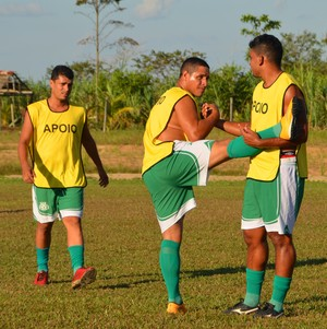 Andirá 2ª Divisão (Foto: Nathacha Albuquerque)