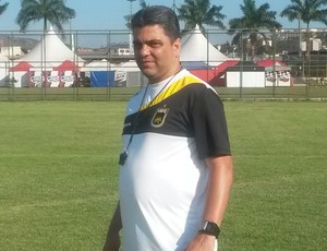 Marcelo Cabo, técnico do Voltaço (Foto: Igor Bravo/Fair Play Assessoria)