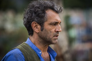 Domingos Montagner como Santo na novela Velho Chico (Foto: Caiuá Franco/Globo)