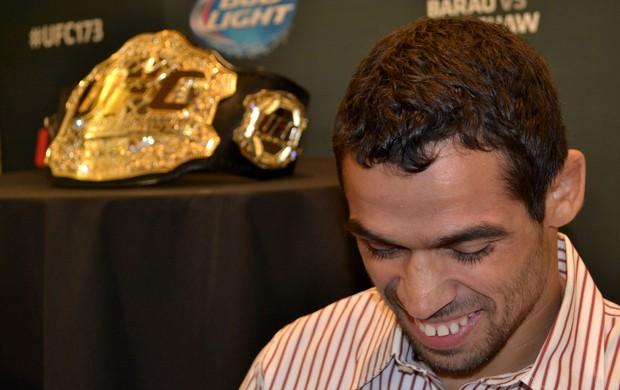 Renan Barão UFC (Foto: Ivan Raupp)
