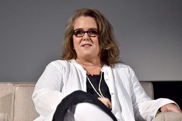 A atriz e comediante Rosie O'Donnell (Foto: Getty Images)