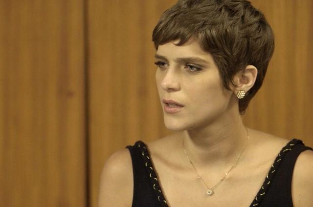 Letícia (Isabella Santoni) (Foto: TV Globo)