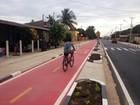 Primeira ciclovia de Boa Vista é inaugurada em bairro da zona Oeste