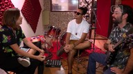 G1 Cultural entrevista o trio instrumental Muntchako