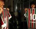 Agora na Seleção, Scarpa aumenta liderança na venda de camisas do Flu
