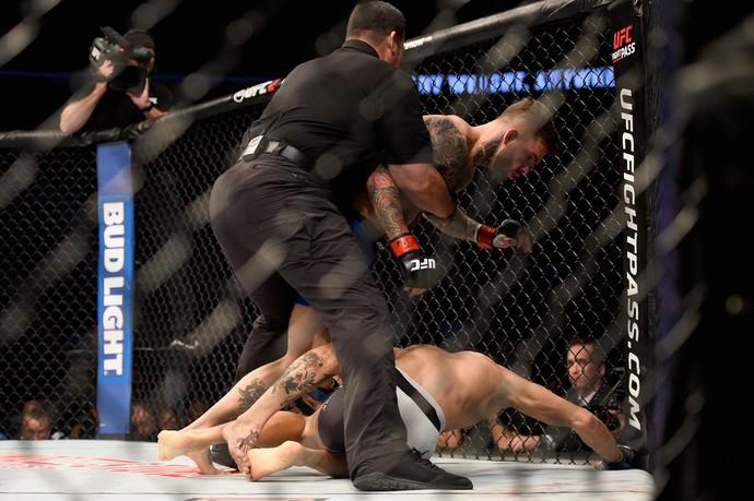 Cody Garbrandt Takeya Mizugaki UFC 202 (Foto: Getty Images)