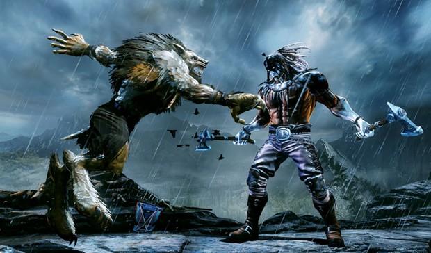 Cena de 'Killer Instinct', game para Xbox One da Double Helix (Foto: Divulgação/Microsoft)
