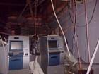 Criminosos explodem caixa de banco em Pedro Avelino, RN