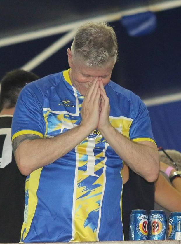 Miguel Falabella na Unidos da Tijuca (Foto: Daniel Pinheiro/AgNews)