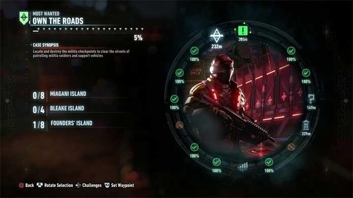 Exterminador lidera os mercenários de Arkham Knight (Foto: Reprodução/Felipe Vinha)