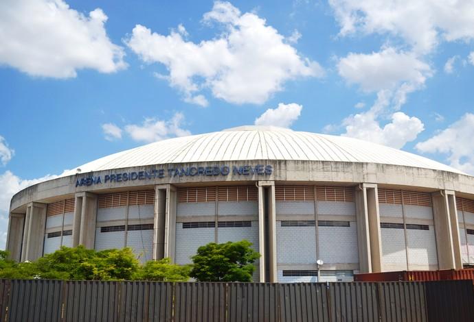 Arena Sabiazinho (Foto: Raphael Marinho)