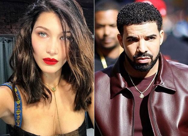 Bella Hadid e Drake estariam namorando  (Foto: Reprodução/Instagram)