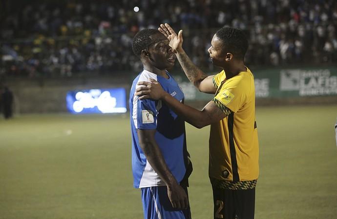 Nicarágua x Jamaica Eliminatórias (Foto: Reuters)